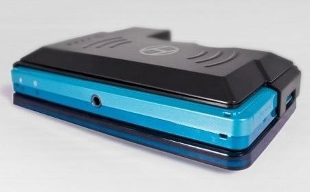 Hyperskin 3DS Powerplus Battery Pack for Nintendo 3DS 1