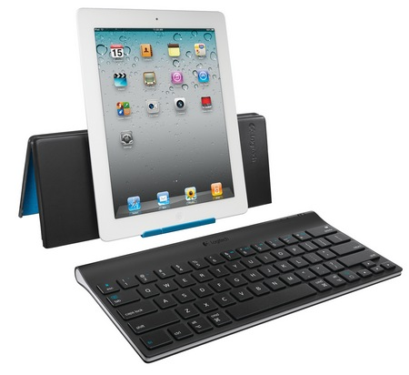 Logitech Tablet Keyboard ipad
