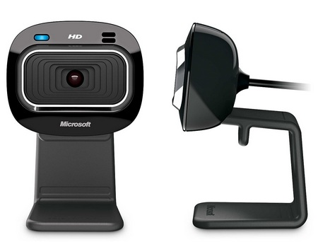 Microsoft LifeCam HD-3000 720p HD Webcam