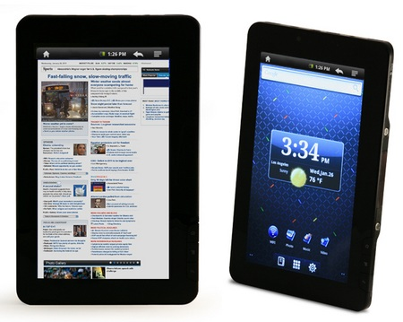 Nextbook Next5 Android Tablet 1