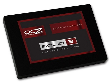 OCZ Solid 3 Solid State Drive