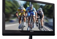 Philips T-line 221TE2LB LED Display with Digital TV Tuner