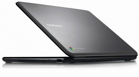 Samsung Series 5 Chromebook Titan Silver (model XE500C21-A03US)