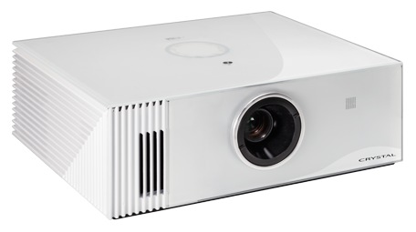 Sim2 Crystal 35 Full HD Home Cinema Projector white