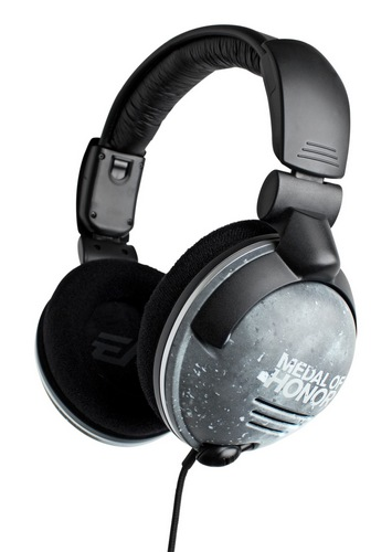SteelSeries 5Hv2 and Spectrum 5xb Medal of Honor Edition Headsets