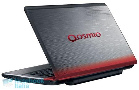 Toshiba Qosmio X770 3D 17-inch Notebook with 3D Webcam 1