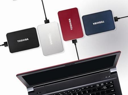 Toshiba STOR.E EDITION USB 3.0 Hard Drive1