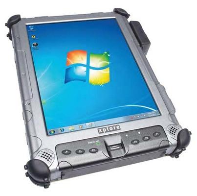 Xplore iX104C5 Rugged Tablet PC