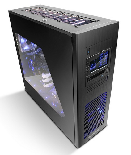 iBuyPower Erebus Liquid-cooling Gaming PC