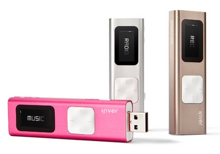 iRiver T9 MP3 Player with Shake to Skip Song 2