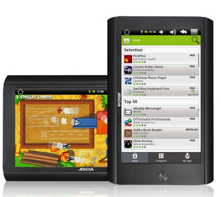 Archos Arnova 7 7-inch Android Tablet costs $99 1