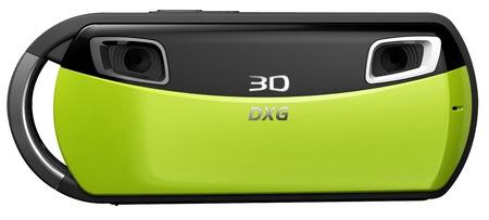 DXG DXG-018 Pocket 3D Camera green