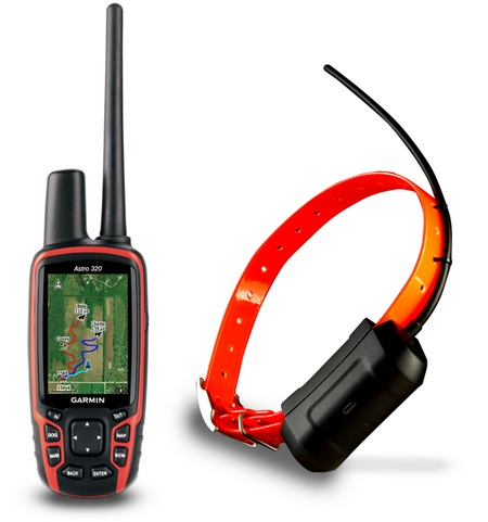 Garmin Astro 320 Handheld Dog Tracker 1