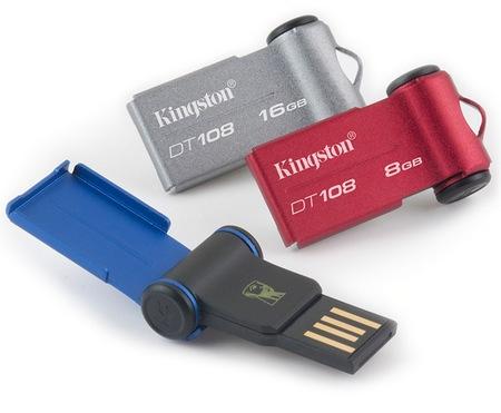 Kingston DataTraveler 108 USB Flash Drive