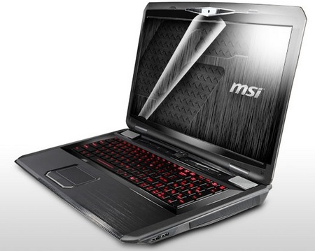 MSI GT780R and the GX780 17-inch Gaming Notebooks 1