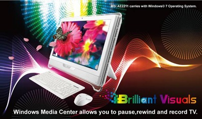 MSI Wind Top AE2211G THX Audio Descargar Controlador