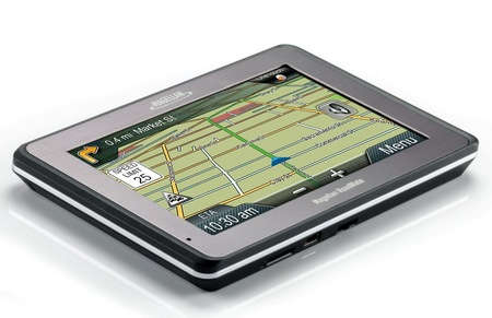 Magellan RoadMate 5175T-LM GPS Navigation Device with WiFi