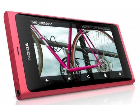 Nokia N9 MeeGo Smartphone 2