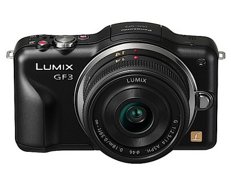 Panasonic LUMIX GF3 - the Company's Smallest and Lightest Micro Four Thirds Camera 1