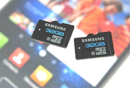 Samsung 32GB Class 10 microSD for 4G Smartphone