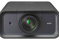 Sanyo PLC-HP7000L Full HD Projector with 7,000 Lumens Brightness