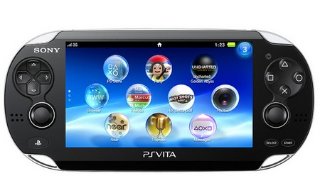 Sony PlayStation Vita Next Gen Portable Gaming Device