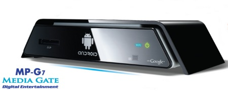 AMEX Digital MP-G7 Android HD Media Player
