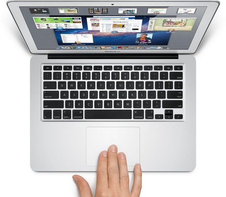 Apple MacBook Air Updated, gets Sandy Bridge, Thunderbolt and Backlit Keyboard