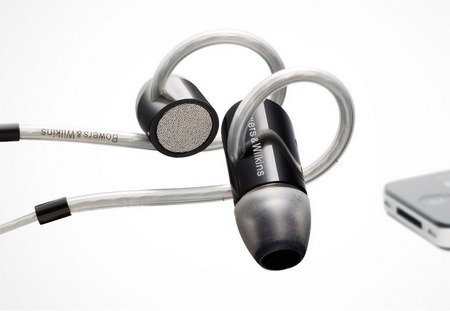 Bowers & Wilkins C5 In-ear Noise-isolating Headphones