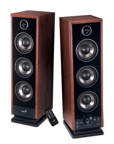 Genius SP-HF2020 4-way Hi-Fi Speakers