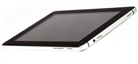 Huawei MediaPad 7-inch Dual-core Tablet runs Android 3.2 angle