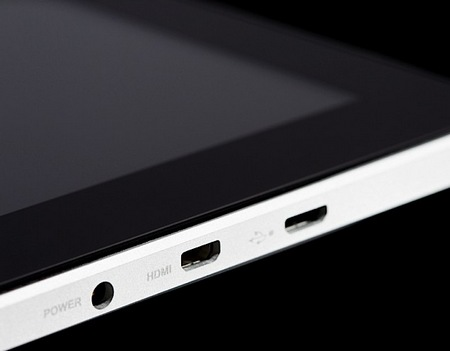 Huawei MediaPad 7-inch Dual-core Tablet runs Android 3.2 hdmi