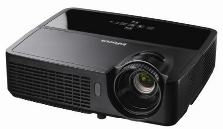 InFocus IN112, IN114, IN116, IN124 and IN126 Budget-priced Projectors 3