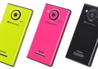 KDDI au IS12T Windows Phone by Fujitsu Toshiba runs Mango colors