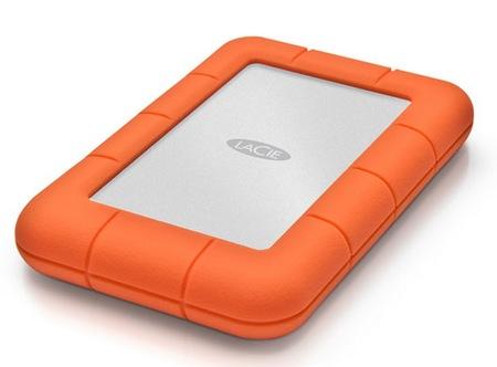 LaCie Rugged Mini USB 3.0 Portable Hard Drive