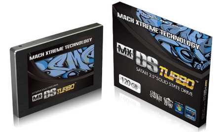 Mach Xtreme MX-DS TURBO Series SSD with SandForce Controller