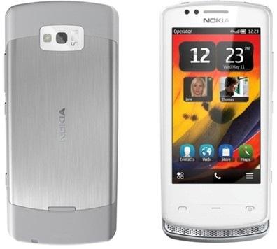 Nokia 700 Zeta Symbian Phone Leaked Shots