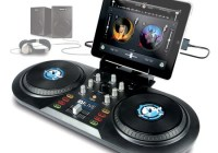 Numark iDJ Live DJ Software Controller for iOS Devices