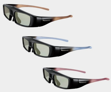 Panasonic TY-EW3D Series - World's Lightest 3D Glasses