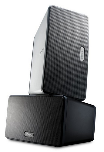 Sonos PLAY 3 Compact Wireless HiFi stereo pairing