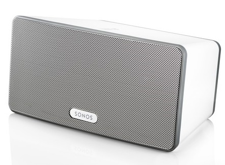 Sonos PLAY3 Compact Wireless HiFi white