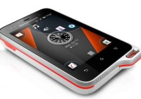 Sony Ericsson Xperia active Android Smartphone for Active Lifestyle