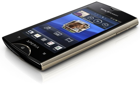 Sony Ericsson Xperia ray Android Phone with 8 Megapixel Exmor R Camera 2
