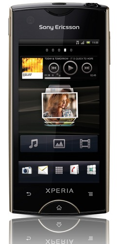 Sony Ericsson Xperia ray Android Phone with 8 Megapixel Exmor R Camera 3