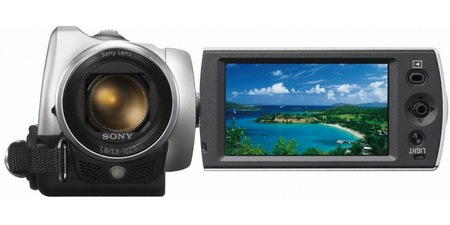 Sony Handycam DCR-SR21E Camcorders with 57x Optical Zoom