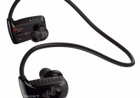 Sony Walkman NWZ-W260 Wearable Water-resistant Music Player black
