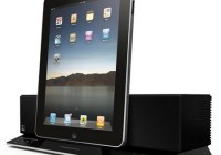 Soundfreaq Sound Step and Sound Step Recharge Wireless iPad Speaker Dock
