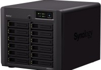 Synology DiskStation DS2411+ 12-bay Enterprise NAS Server 1