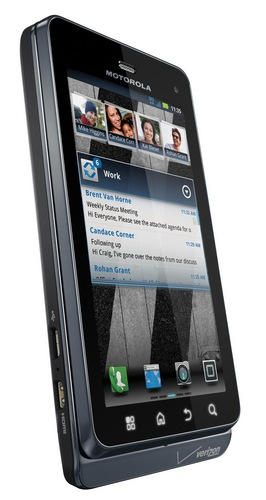 Verizon Motorola DROID 3 Android Smartphone 1