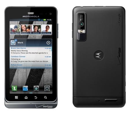 Verizon Motorola DROID 3 Android Smartphone 2
